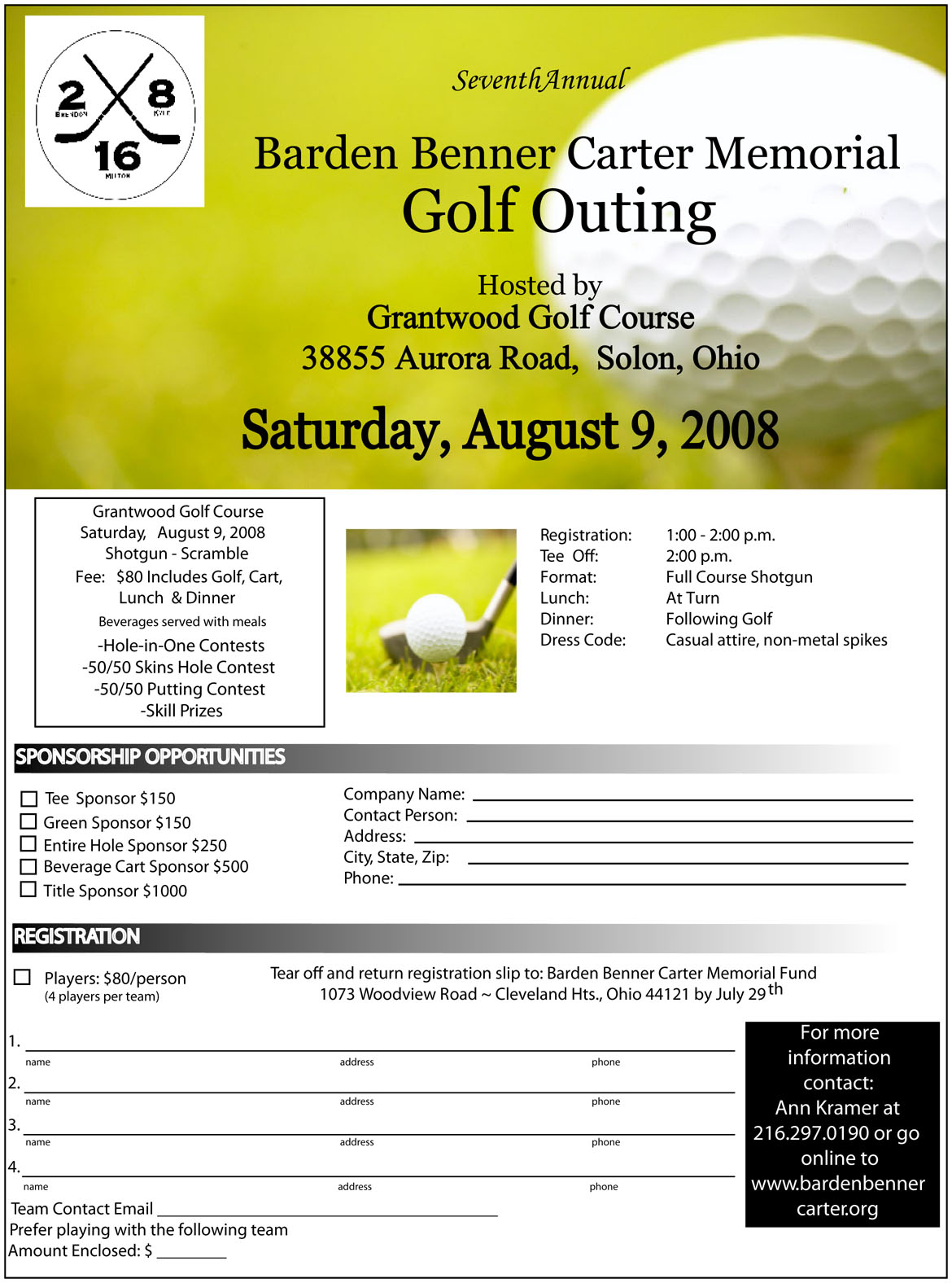 2007 BBC Golf Outing